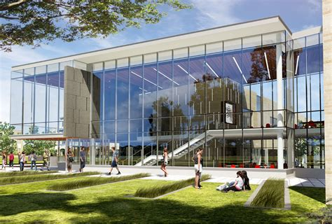 St Xavier Mba Chicago by Xavier Esa Eckenhoff Saunders Architects