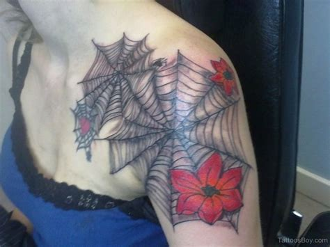 web tattoo spiderweb tattoos designs pictures page 4