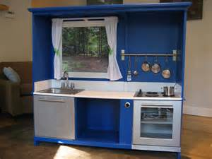 play kitchen from furniture sutton grace a repurposed play kitchen