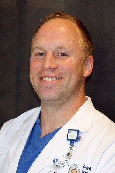 Crna With An Mba by Department Of Anesthesiology Administration Duke