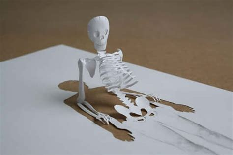 Paper Craft Work - most creative paper work 18