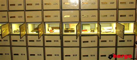 Safety Box Bni Update Biaya Sewa Safe Deposit Box Di Bank Mandiri Bca