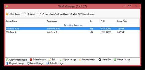membuat website tilan windows 8 membuat windows 8 lite edition dengan winreducer 8