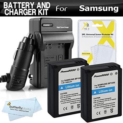 Battery Charger Kit Du Can 05 buy special 2 pack battery and charger kit for samsung nx1000 nx210 nx200 nx300 nx2000