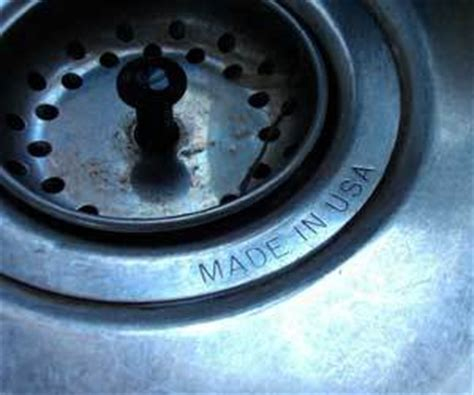 How To Deodorize Kitchen Sink Drain How To Clean A Kitchen Drain