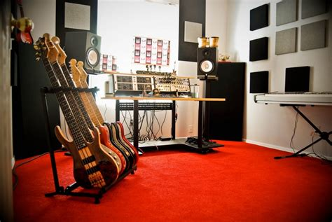 Home Studio by Home Studio Primacoustic