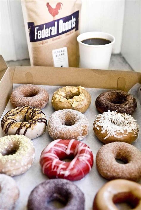 Menschen Suchen Im 4965 by Die Besten 25 Federal Donuts Ideen Auf Donut