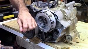 Honda Rancher 420 Shift Motor Honda Rancher 420 Crankshaft Part 1 Of 4 Engine Rebuild