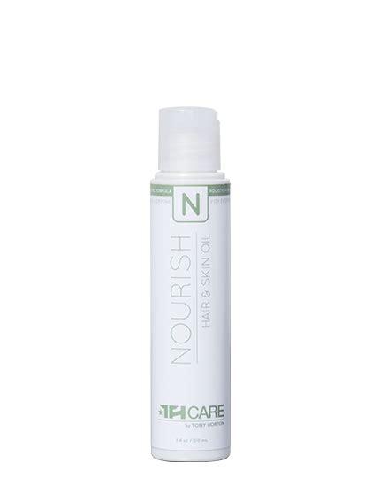 Nurish Skin nourish hair skin tony horton