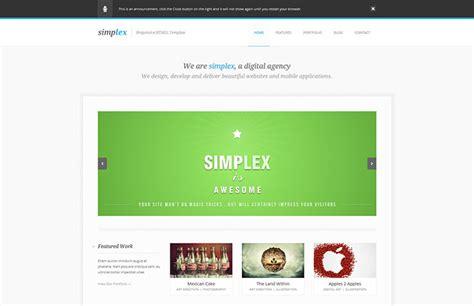bootstrap templates for graphic designers 45 best bootstrap portfolio website templates web