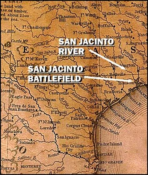 san jacinto texas map pbs the west san jacinto