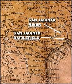 san jacinto texas map pbs the west san jacinto