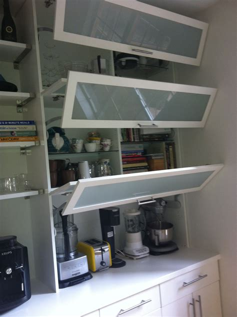 kitchen appliance cabinet kitchen appliance garage get home decorating
