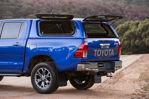 Accessories For Toyota Hilux New Toyota Hilux Gets 60 Accessories In Australia