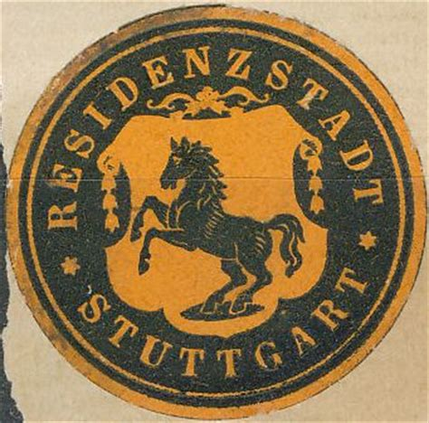 stuttgart coat of arms stuttgart wappen von stuttgart coat of arms crest of