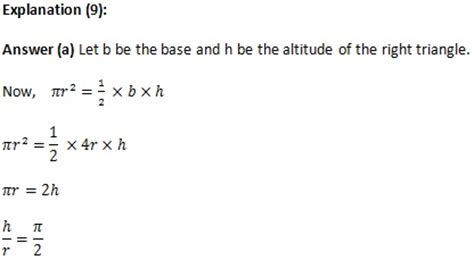 Mba Question Of The Day by Mba Quantitative Aptitude Questions Answers Geometry