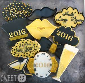 new year cookies 2016 new year s 2016 cookie connection