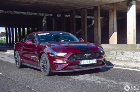 2018 Mustang Gt by Ford Mustang Gt 2018 12 September 2017 Autogespot
