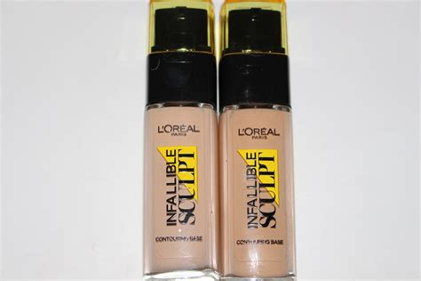 L Oreal Infallible l oreal infallible sculpt collection really ree