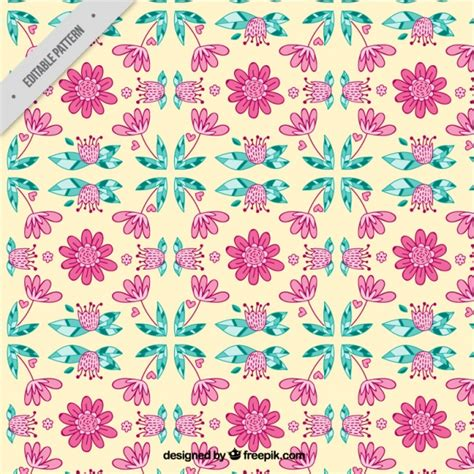 svg pattern url vintage floral pattern vector free download