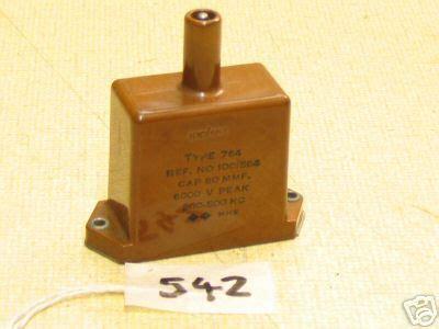 radio capacitor 10c radio capacitors etc