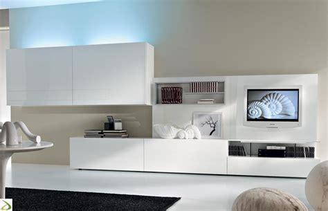 mobili a parete per soggiorno parete soggiorno design componibile patron arredo design