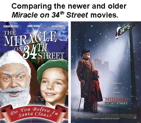 Miracle On 34th 1994 Megavideo Comparing Two Versions Of Miracle On 34th S Houseful Of Chaos
