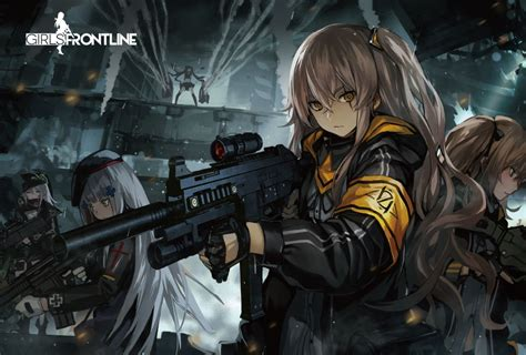 girls frontline mobile strategy game official english