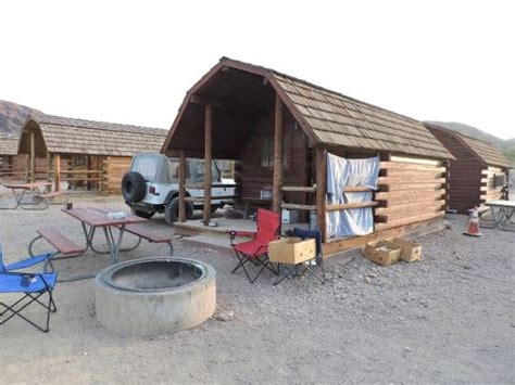 Calico Ghost Town Cing Cabins by Calico Rv Spaces Cabin Rental Clean Shower