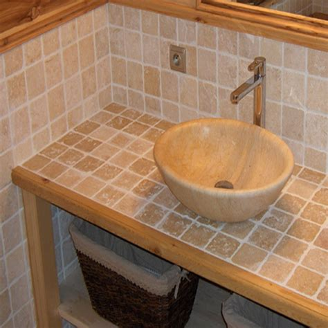 travertine bathtub travertine bathroom image home design ideas