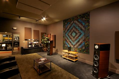acustic room listening room acoustics
