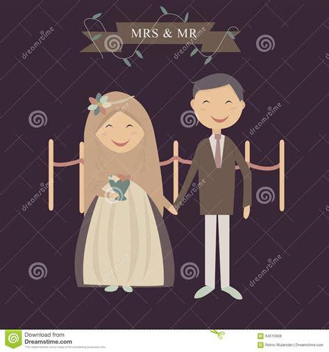 Muslim Wedding Invitation Cards Vector by Muslim Invitation Vector Gallery Invitation Sle And
