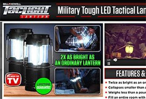 light bar as seen on tv taclight lantern by bell howell reviews is it a scam