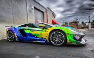 Customize Your Lamborghini Lamborghini Aventador Custom Colors Wallpapers Pictures
