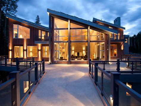 Modern Chalet House Plans by Mountain Modern Architecture Chalet Modern Mountain Houses