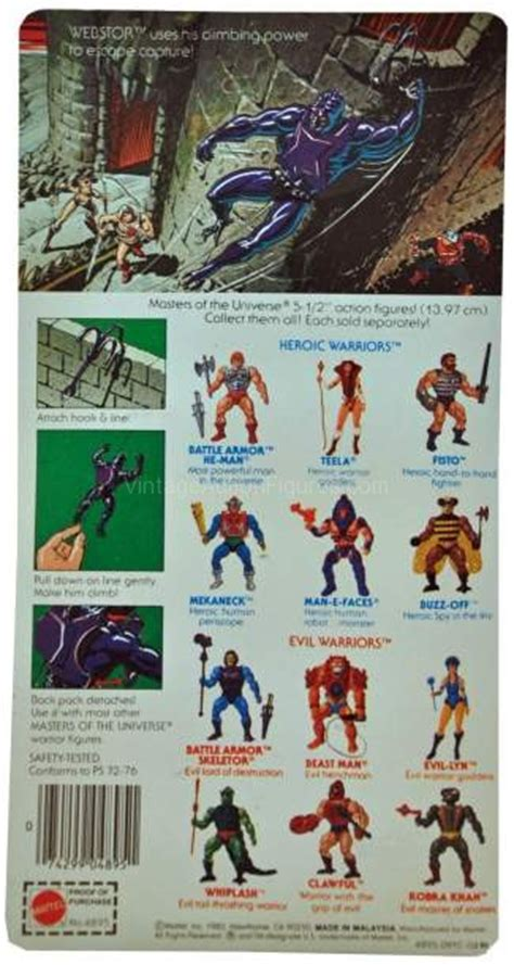 webstor masters of the universe