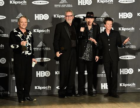 reese wynans    annual rock  roll hall  fame induction ceremony press