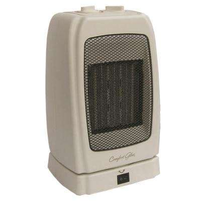 1500 watt convection electric portable heater and fan comfort glow heaters venting the