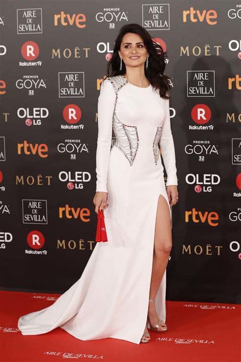La Moda Y El En La Alfombra Roja De Los Premios Billboard Goya 2018 Los Vestidos De La Alfombra Roja De Los Goya 2018 La 32 Edici 243 N De Los Premios Goya