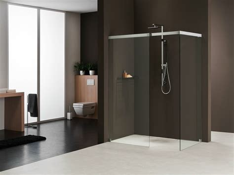 cabina doccia in cristallo box doccia rettangolare in cristallo libero 5000 by duka