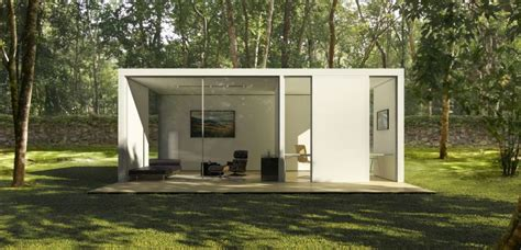 Prefab Backyard Cottage by Prefab Studio Shed Archives Homecrux