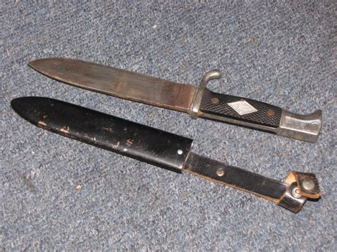 german boy scout knife antiques and museum gyk 0004 post wwii german