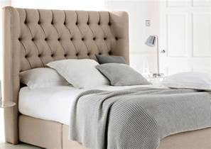 Ideas For Beautiful Headboards Design Bedroom Bedroom Modern Design With White Leather Tufted Headboard And White Bedding