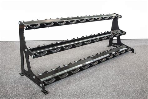 Dumbbell Rack rogue 3 tier dumbbell rack stores up to 30 dumbbells