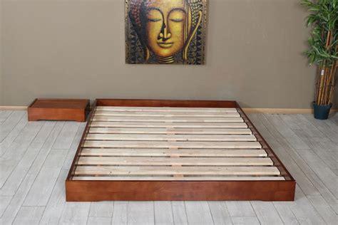 cadre lit futon lits lit macao