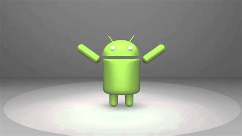Android Like Animation by Android Logo Animation