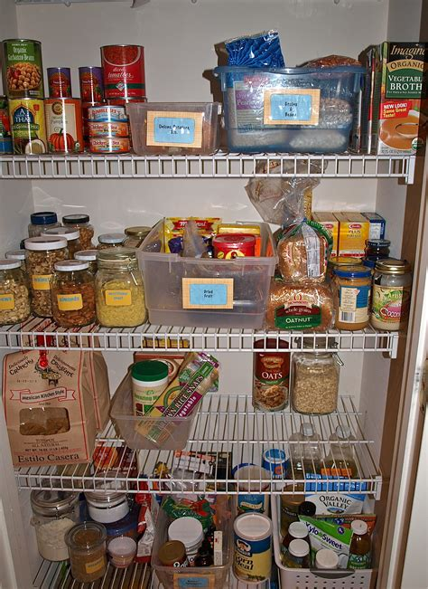 build your healthy pantry