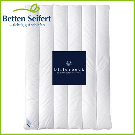 Billerbeck Bettdecke by Bettdecke Billerbeck Faser E 34 Fresh Uno Bettdecken