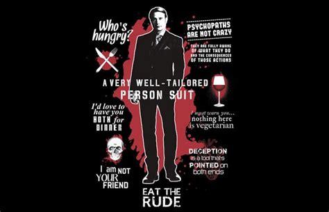 Hannibal Quotes Wallpaper