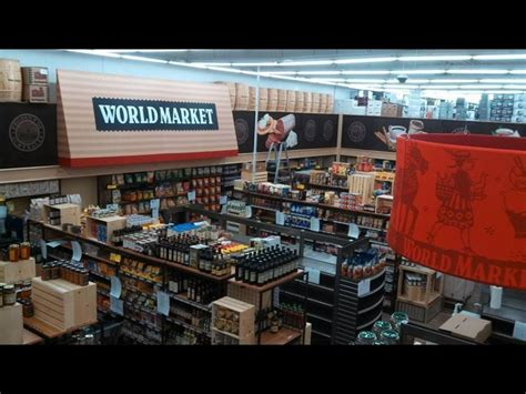 world market food section bed bath beyond office